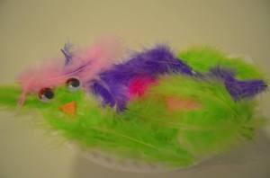 Bird Paper Plate Craft