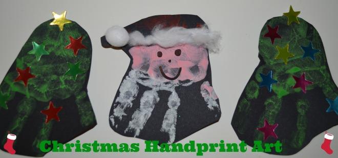 handprintxmas