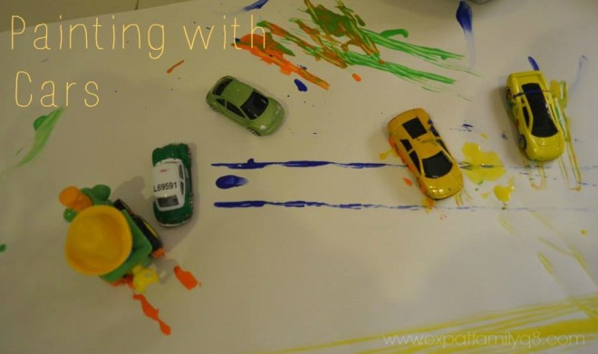 paintingwithcars